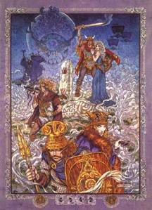 Tuatha de Danann Danu Irish Ireland Celtic mythology